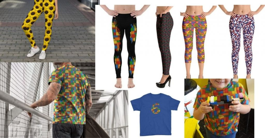 Not Bad Gifts Leggings Shirts And More