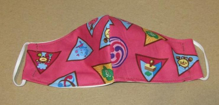 Girl Scouts Kids Mask 2